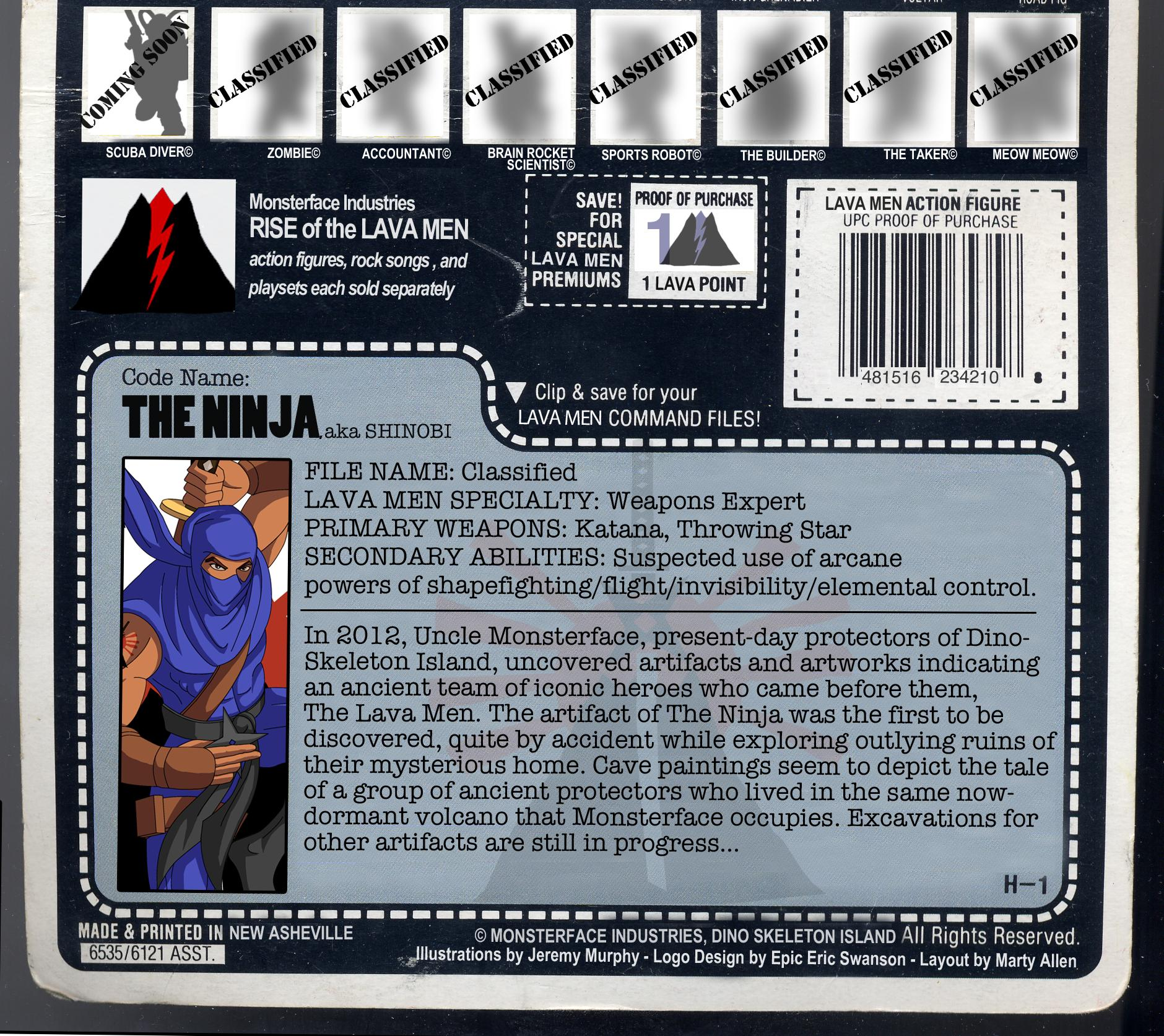 The Ninja Command File!