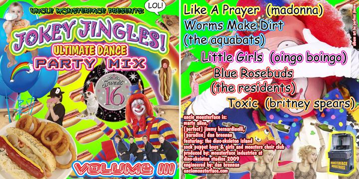 Jokey Jingles Cover